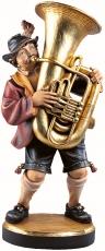 5063 Musikant mit Tuba
