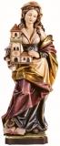 2105 Hl. Barbara mit Turm