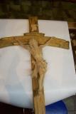 2313 E - Kreuz mit Eichencorpus