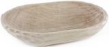 ovale Holzschale