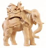 4498 Elefant mit Sattel